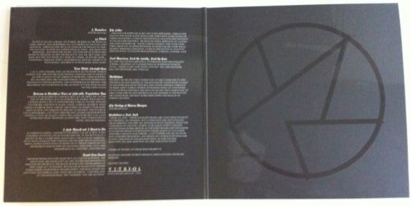 Earth Control (Owen Hart (VIT011)LP Repress Available Now! (No CD)