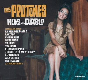 Image of AT-04   Los Protones  -  Hijas del Diablo