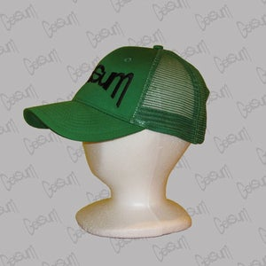 Image of Big Logo Trucker Mesh
