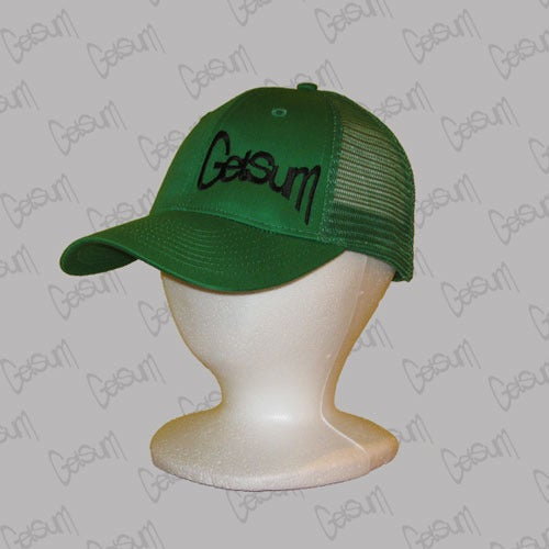 Image of Green Trucker Mesh