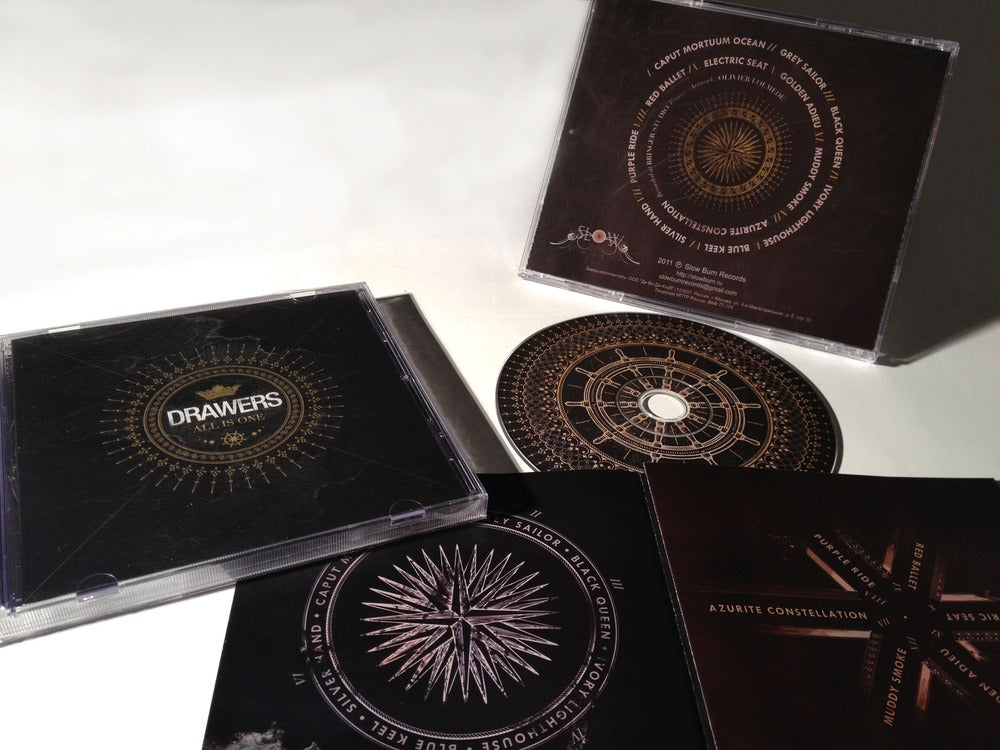 "Image of ""All is One"" CD"