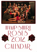 Image of Hampshire Roses 2012 Charity Calendar