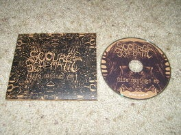 "Image of Scourge Schematic- ""Life Savings"" CD"