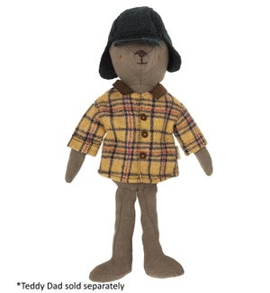 Image of Maileg - Jacket And Hat For Teddy Dad (Pre-order)