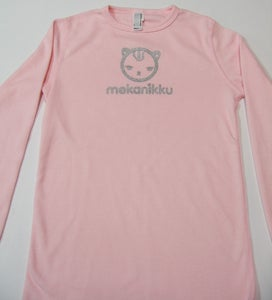 Image of Pretty in Pink Kawaii Tiger Girl's Thermal