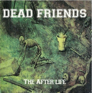 "Image of CD ""The After Life"""