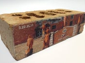 """Image of """"NON-Personalized"""" Hope High School Commemorative Brick - Ship to Me"""