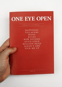 Image of One Eye Open Issue #1
