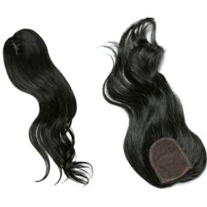 Image of Virgin Hair Closures