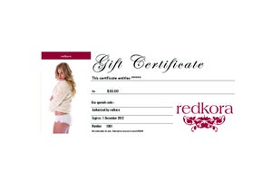 Image of eGift Certificate $50