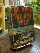 Image of <i>For Whom the Bell Tolls</i> by Ernest Hemingway