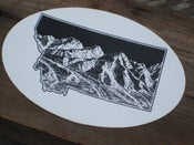 Image of  Sticker: Montana Closer