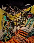 "Image of ""Sleep Thieves"" Painting"