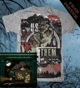 Image of Nocturnal Tee CD Bundle