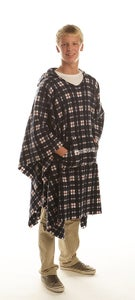 Image of Penguin Plaid - Adult