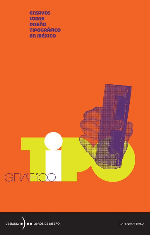 Image of Ensayos sobre diseño tipográfico en México