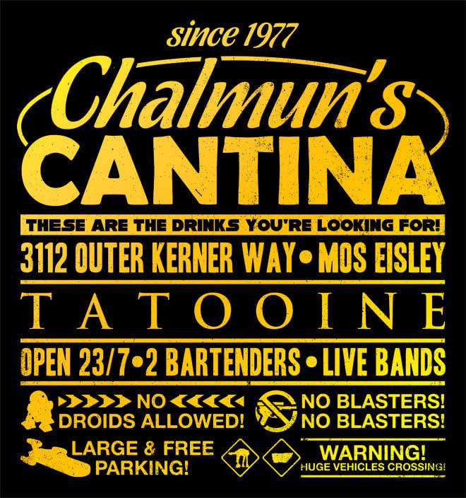 Chalmuns cantina