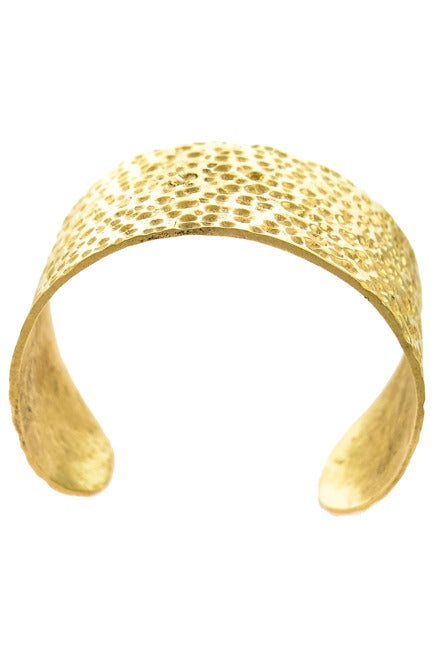 Image of Hammered Cuff