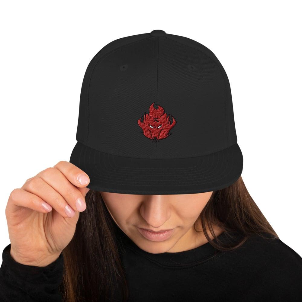 Hiroshiartandmore Logo hat