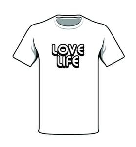 Image of Mens T-Shirt- lovelife