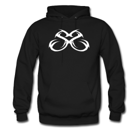 Image of Soul Sanctuary Hoodie Black