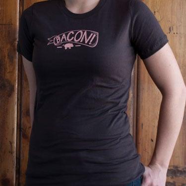 Image of Ladies Bacon! Tee