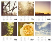 Image of Polaroid Calendar