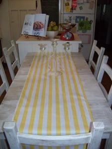 Image of Table Runner for 6ft Trestle Table