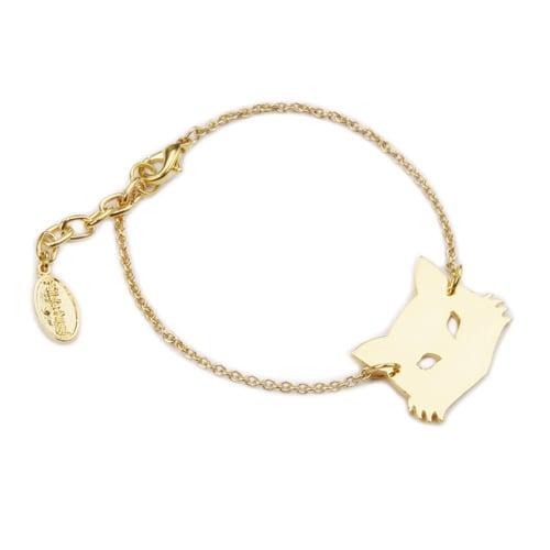 magasin en ligne 9ac48 35df5 Bracelet renard - Félicie Aussi