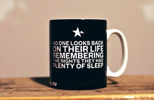 Image of PLENTY OF SLEEP MUG