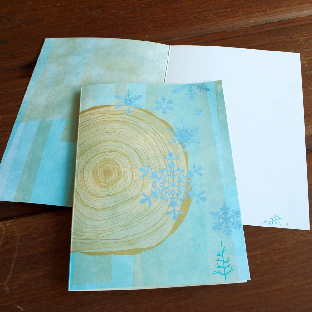Image of Tree Hunt Card