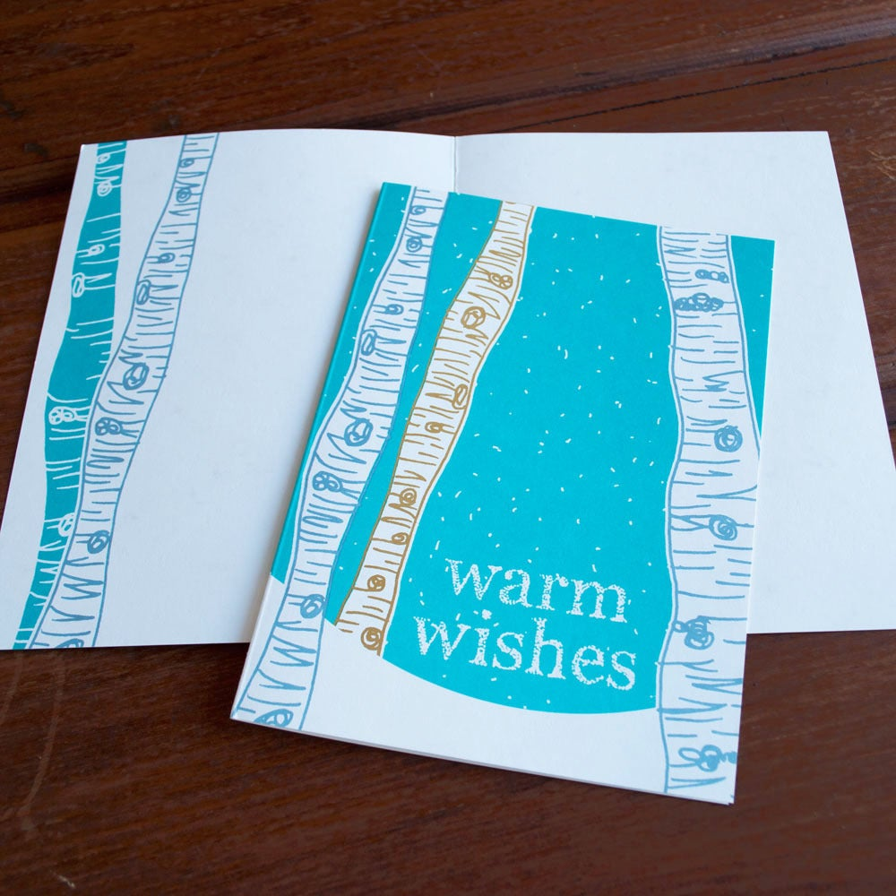 Image of Warm Wishes Card