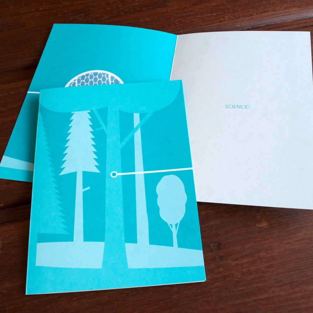 Image of Science! Card