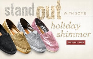 Image of TOMS Glitters