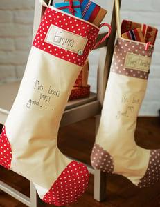 Image of Very Good Christmas Stocking