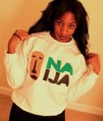 Image of NAIJA White Sweatshirt