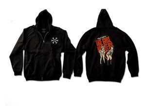 Image of The Girl Hunters' Zip-UP Hoodie