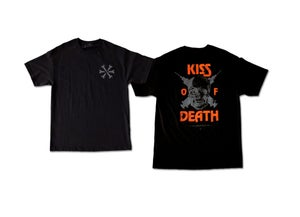 Image of The Kiss of Death' T-Shirt