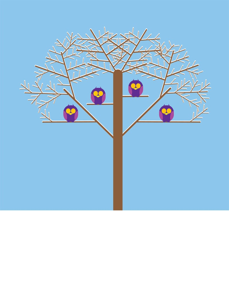 Owl Tree Collection