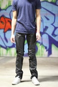 Image of Unbranded UB104 - Skinny Black Selvedge