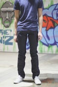 Image of Unbranded UB201 - Tapered Indigo Selvedge