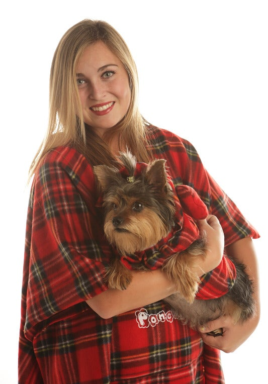 Image of Pupchillow - Festive Plaid