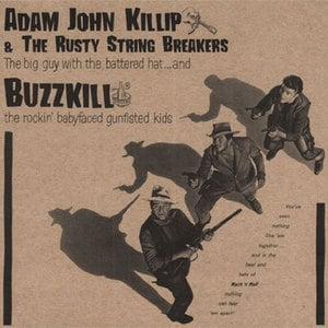 "Image of Adam Killip / Buzzkill  - Split 7"""