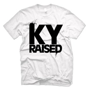 Image of Ky Raised in White