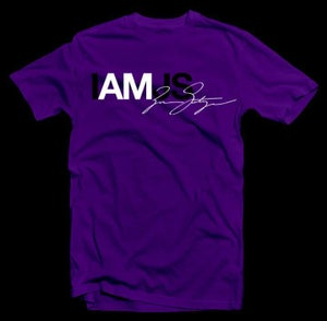 """Image of 2011 """"IAMJS"""" Concord 11 (S-XL) Concord Purple LIMITED RELEASE ONLY 23 MADE"""