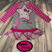 Image of **SOLD OUT** Hello Kitty Plaid Dress - Size 6