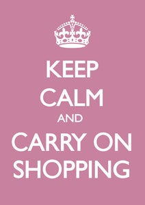 Image of Keep Calm and Go Shopping