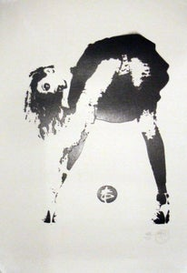 Image of BLACK NIKERS by Nick Walker