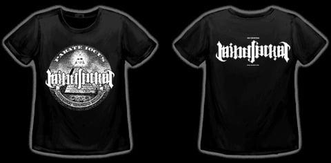 Image of The Great Seal of MiNDJACKET Illuminati shirt