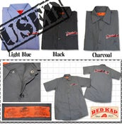 Image of Recycled Redkap Work Shirts